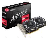 MSI Radeon RX 580 ARMOR SP 4G