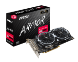MSI Radeon RX 580 ARMOR 4G OC