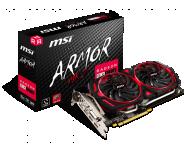 MSI Radeon RX 570 ARMOR MK2 8G