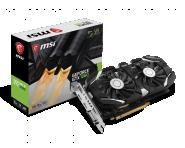 MSI GEForce GTX 1060 6GT OCV2