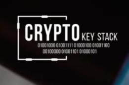 Crypto Key Stack Hardware Wallet