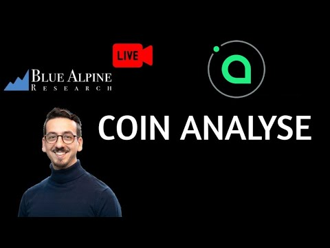 Blue Alpine Live Coin Analyse