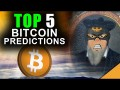 5 Top Bitcoin Predictions For 2021 (You CANNOT Afford to Miss THIS)