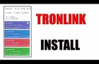 Tronlink Install and Account Creation Tutorial 2019