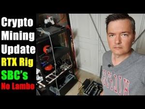 Crypto Mining Update | New RTX Rig